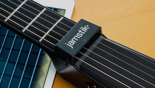 The Jamstik+ MIDI Controller Is the Future of Guitars + Exclusive Interview