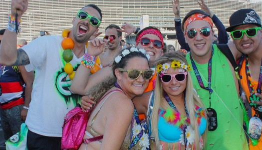 New App Brings Ravers Daily Deals on Rave and Festival Clothing