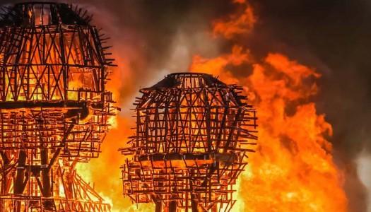Burning Man Is Killing the Environment