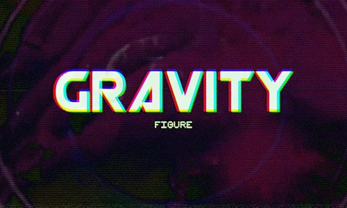 "FIGURE – ""Gravity"" LP"
