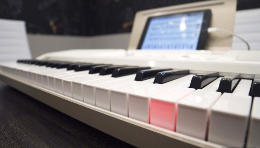 Learning to Play the Piano Is Easier Than Ever Thanks to The ONE Smart Piano Light [Review]