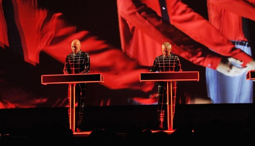 Kraftwerk to Go on '3D' Tour Later This Year