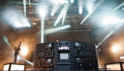 Nero Unveil Massive North American Tour
