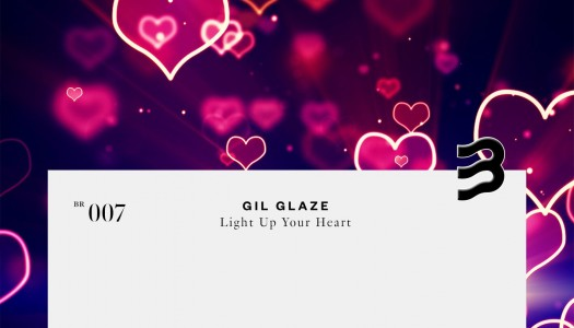 "NP Premiere: Gil Glaze – ""Light Up Your Heart"""