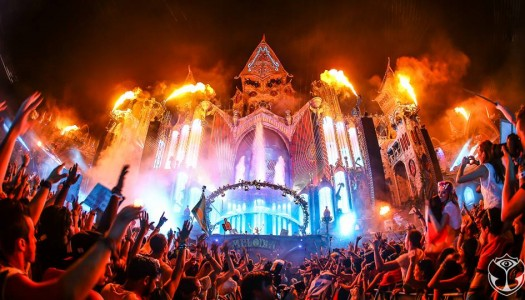 Tomorrowland Releases Stunning 2015 Aftermovie