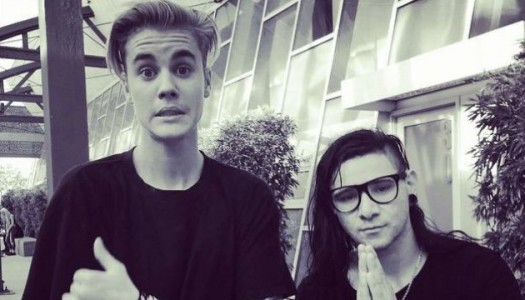 """Justin Bieber Drops Collaboration with Skrillex, """"Sorry"""""""