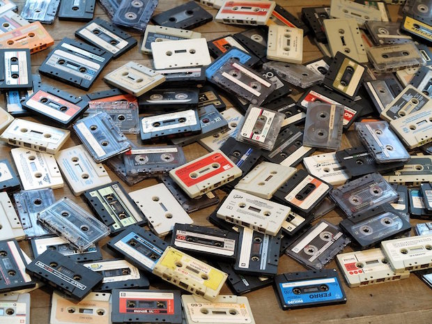 urban outfitters cassettes