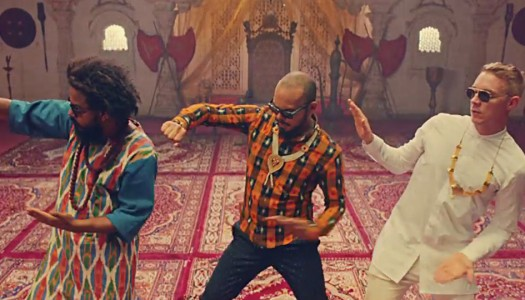 "Major Lazer & DJ Snake's ""Lean On"" Is Spotify's Most-Streamed Song Ever"