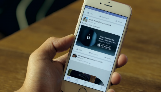 Facebook Announces Song Clip Capability with Music Stories