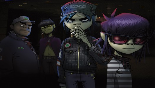 BREAKING: Gorillaz Post Cryptic Tweet Hinting at Surprise Show