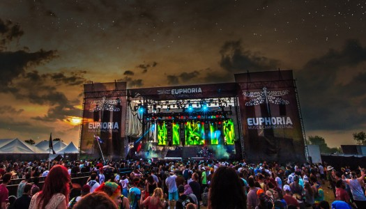 Euphoria Music Festival Announces First Phase of 2016 Lineup