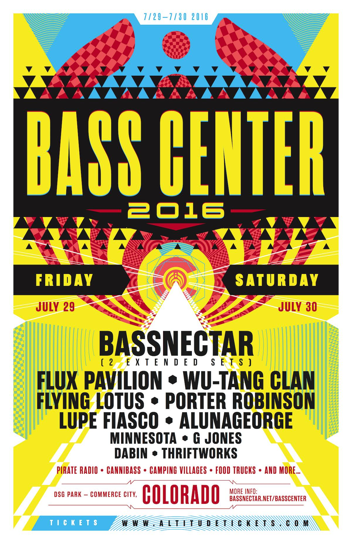 bassnectar bass center