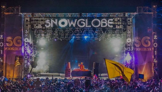 SnowGlobe Music Festival Announces 2017 Artist Lineup