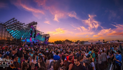 The Electric Zoo Lineup Has Arrived