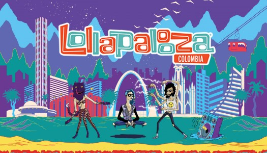 Lollapalooza Colombia Lineup Revealed