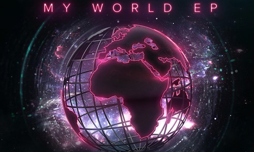 """Dion Timmer – """"My World"""" EP"""