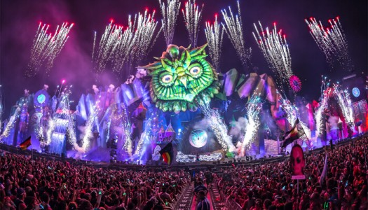 EDC Las Vegas Performer Attacked; Two Broken Arms and Concussion