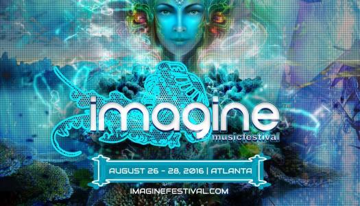 Imagine Music Festival Announces Magical Phase 2 Lineup
