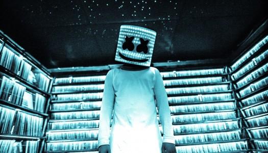 Marshmello Finally Reveals His Identity at EDC