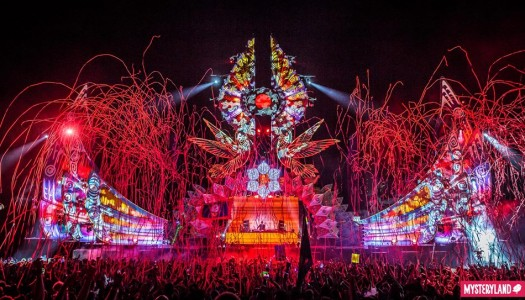 Mysteryland USA Announces 2017 Lineup