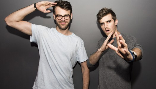 The Chainsmokers Are Officially No. 1 in EDM