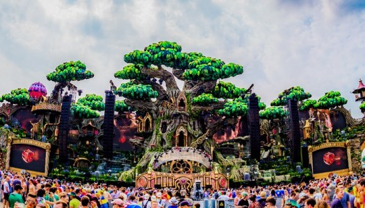 Watch Tomorrowland 2016 on Festival's Live Stream