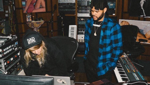 Preview for The Weeknd and Cashmere Cat's Rumored New Single