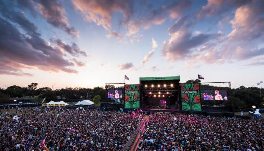 Austin City Limits' 2016 Lineup Has Our Jaws Dropped
