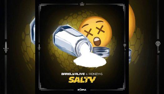 "Barely Alive & Honey C – ""Salty"""