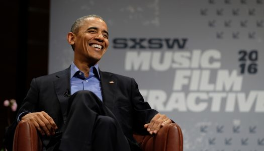 President Obama Announces Music Festival at The White House, South by South Lawn