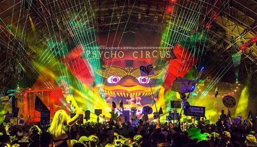 Insomniac Releases Lineup for Escape: Psycho Circus Halloween Festival