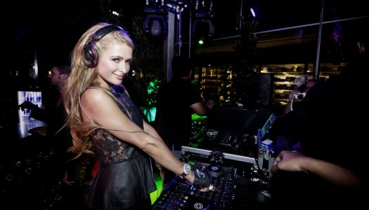 Paris Hilton Finally Gave Us Something Positive To Report About Her DJing