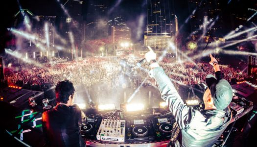 "Knife Party And Tom Morello Release Ultra Miami Live Version Of ""Battle Sirens"""