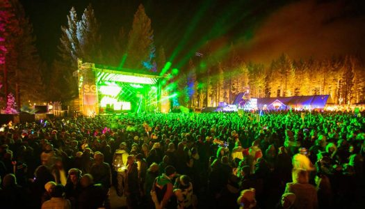 SnowGlobe Festival Announces Daily Lineup