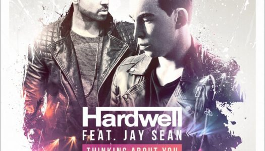 "Hardwell And Jay Sean Collaborate On ""Thinking About You"""