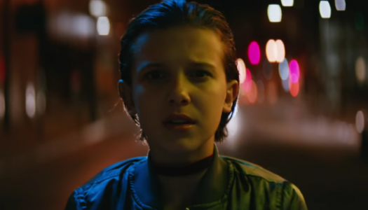 Stranger Things Star Millie Bobby Brown Stars in New Music Video
