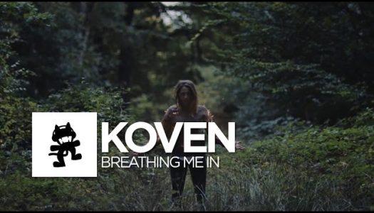 "Monstercat Releases Official Video for Koven's ""Breathing Me In"""