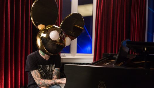 deadmau5's Electronic Music Production Class Officially Launches on MasterClass