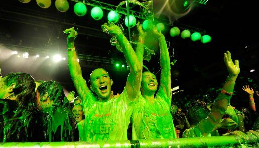 "Major Duo Performs at Nickelodeon's ""SLIMEFEST"" and It's Weird as F*ck"