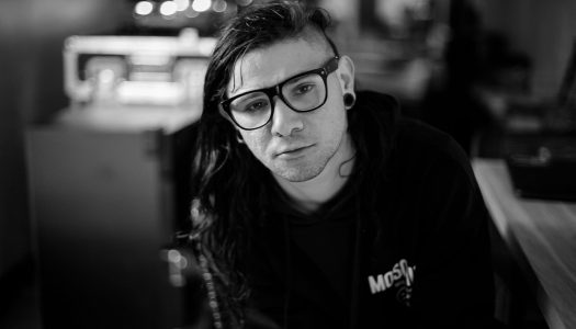 "Listen to Skrillex's Newest Production on Lykke Li's ""two nights"""