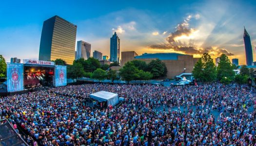 Shaky Knees Drops 2017 Lineup