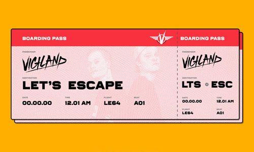 """Vigiland – """"Let's Escape"""" (Brynny Remix)"""