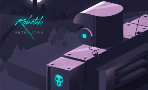 "Robotaki Releases ""Automaton"" On Monstercat"