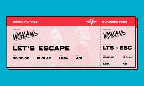 "Vigiland – ""Let's Escape"" (Tom Swoon Remix)"