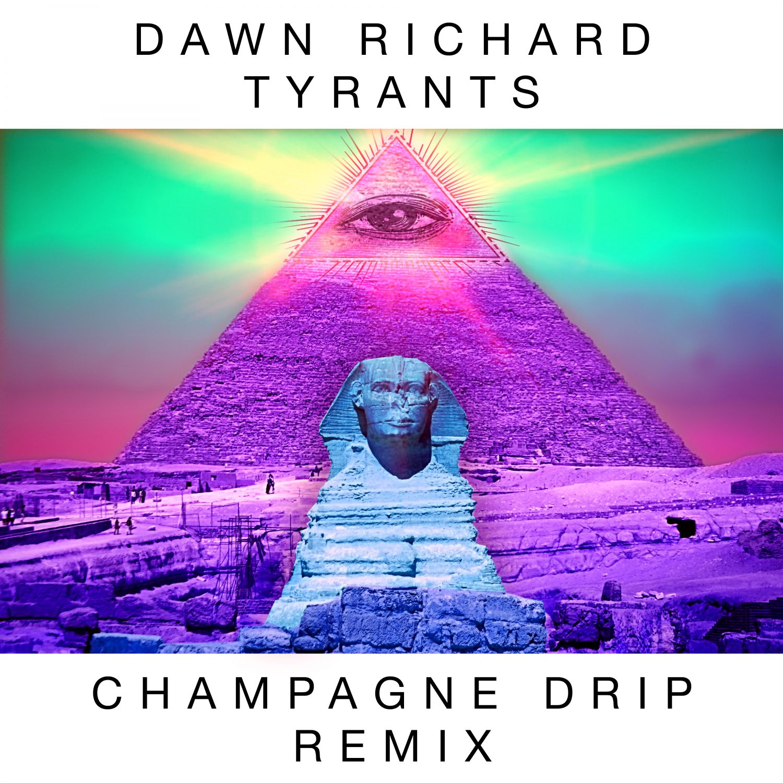 champagne-drip