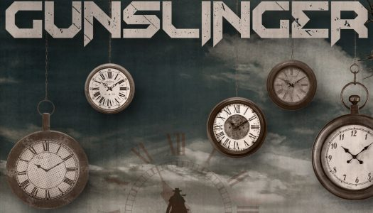 "Gunslinger Releases Music Video For ""Taking Back Time"""