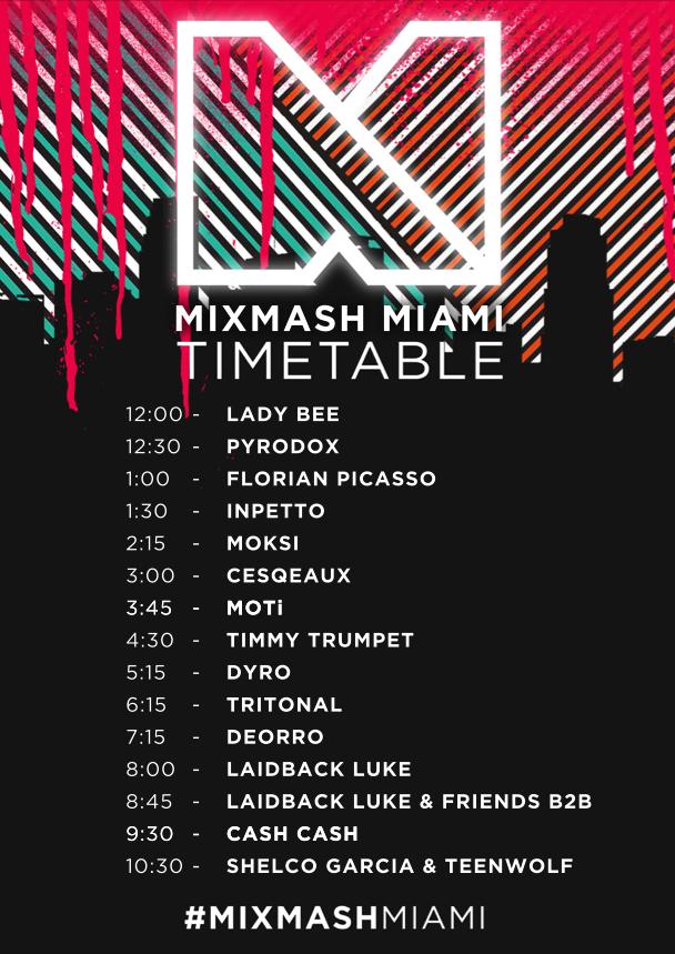 mixmash