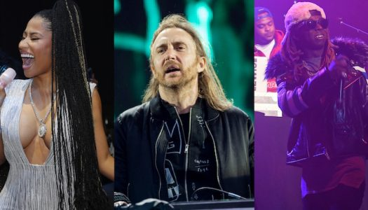 "David Guetta – ""Light My Body Up"" (feat. Nicki Minaj & Lil Wayne)"