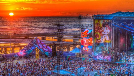 KAABOO Announces 2017 Lineup, Ft. Red Hot Chili Peppers and More