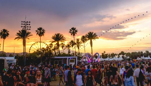 Coachella Confirms Artists for 2017 Live Stream Schedule